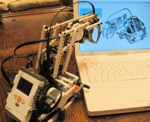 reflective-robot